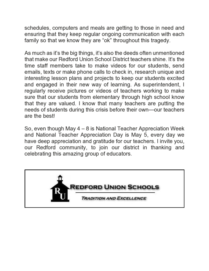 zzz RedCon 5-20 column Redford Union Article May 2020-page0002