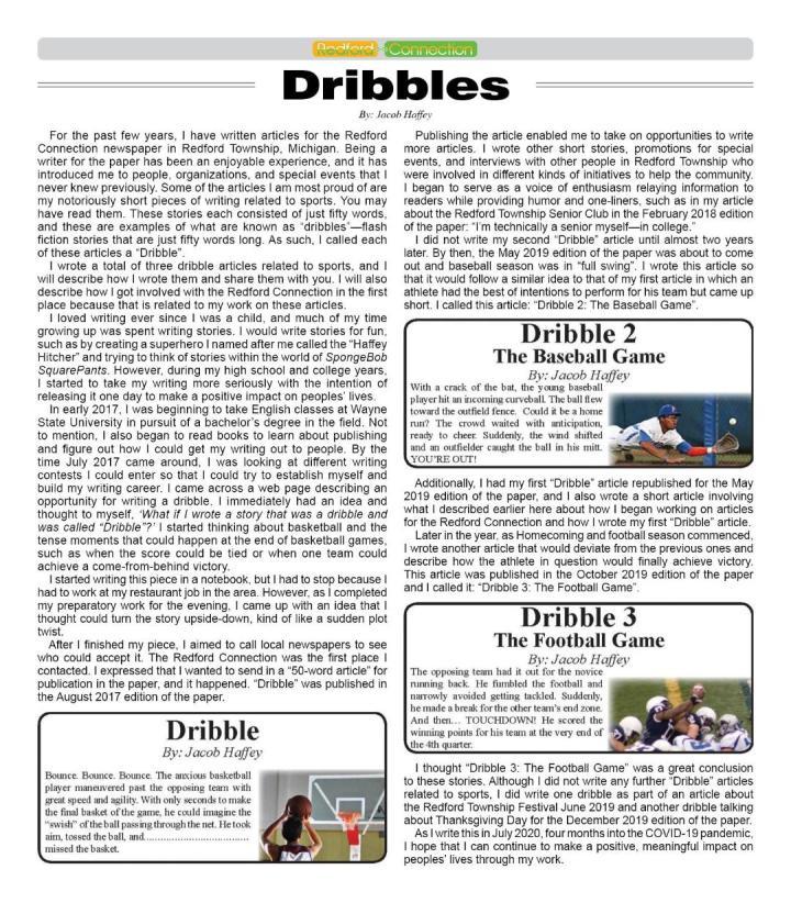 RedCon 9-20 Dribbles